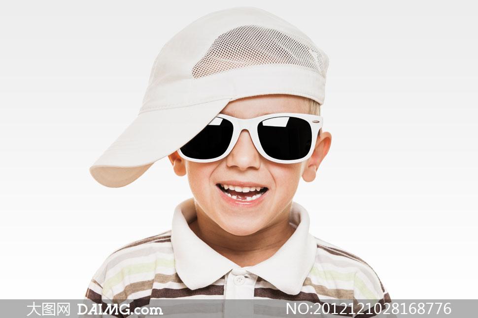 高清摄影大图图片素材人物小男孩小男生外国