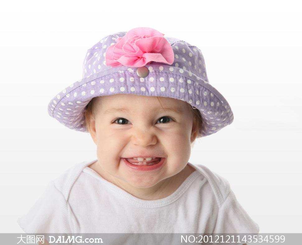 高清摄影大图图片素材人物小宝宝女宝宝外国国外可爱