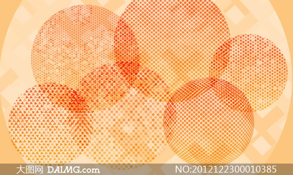 关键词: pixelroundbrushes可爱背景图案圆形三角形小树菱形网格