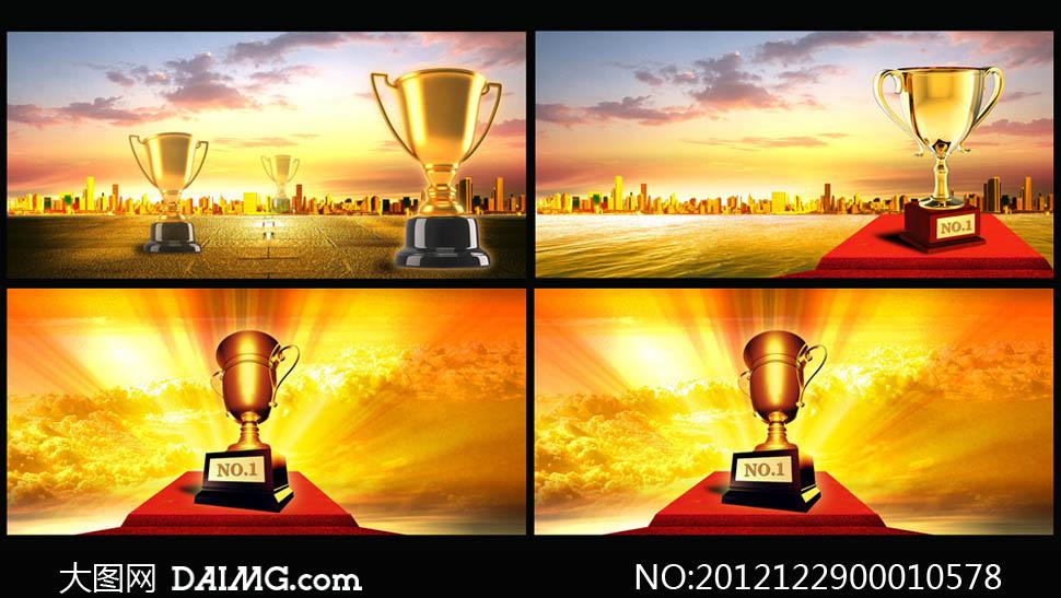 荣誉荣誉展板荣誉奖杯企业文化企业使命企业形象企业标语企业管理企业