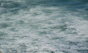 波涛汹涌的海面水波图片素材