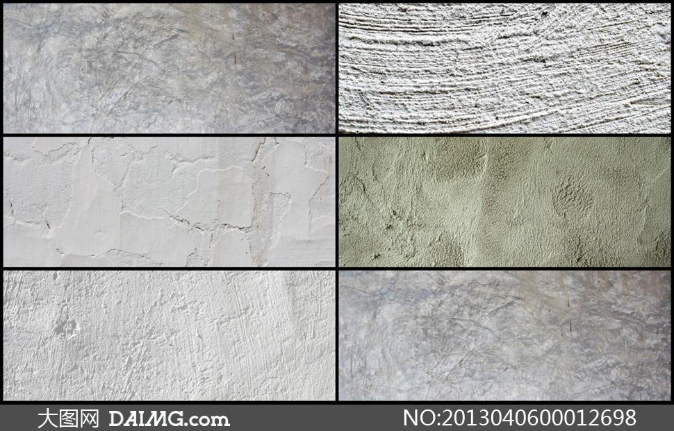 高清晰石膏板纹理背景图片素材