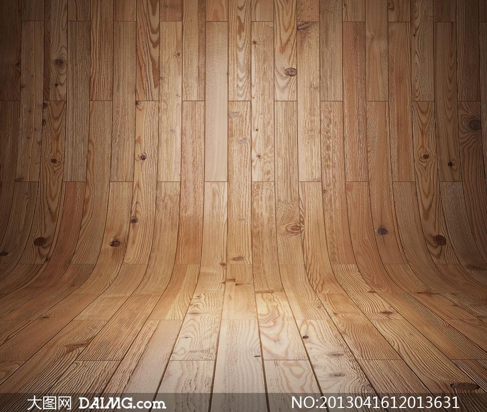 木板曲面弯曲木
