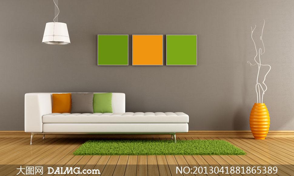 室內空間家裝渲染圖家居效果圖裝修家具陳設擺設陳列