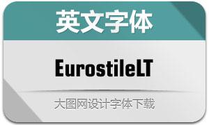 EurostileLT系列10款英文字体