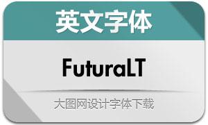 FuturaLT系列20款英文字体