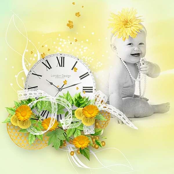 可爱背景儿童边框时尚相框欧美素材图片素材azurean