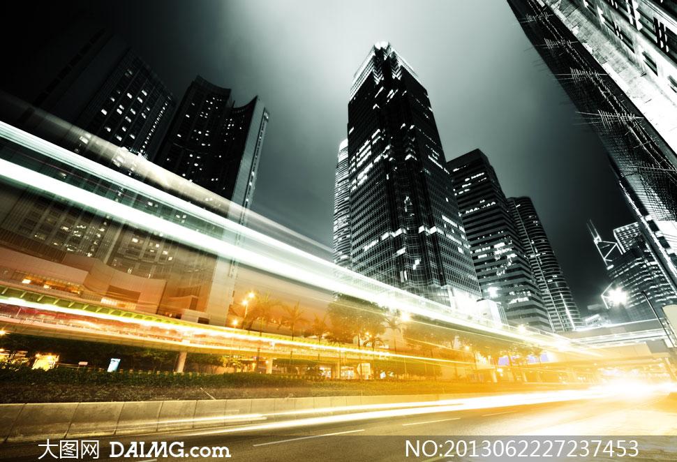 美丽城市公路道路风景图片图片高清图片jpg格式
