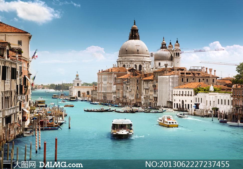 意大利威尼斯城市风光摄影高清图片 - 大图网设
