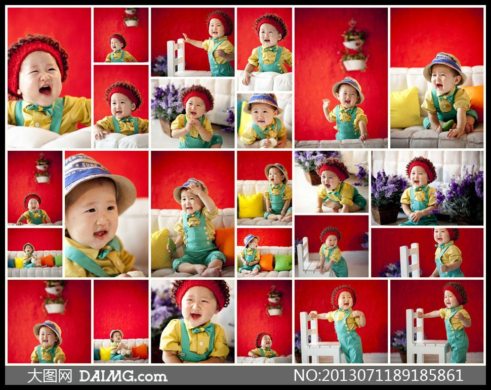影楼摄影影楼素材影楼样片儿童样片儿童摄影宝宝摄影宝宝样片可爱宝宝