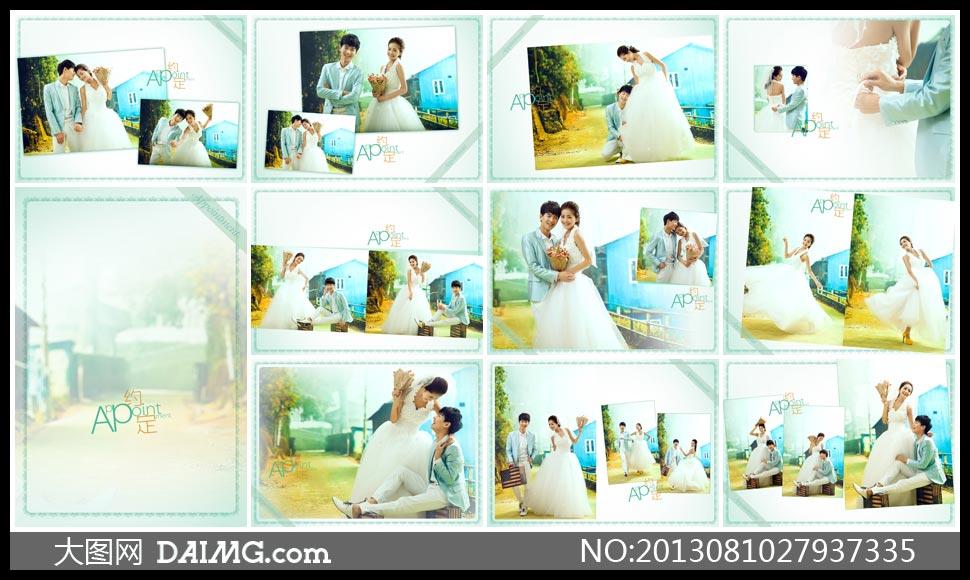 影楼样册影楼摄影影楼素材婚纱样册婚纱摄影婚纱照样册样册设计相册图片