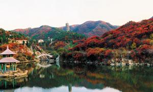 唯美的山水风景摄影图片素材