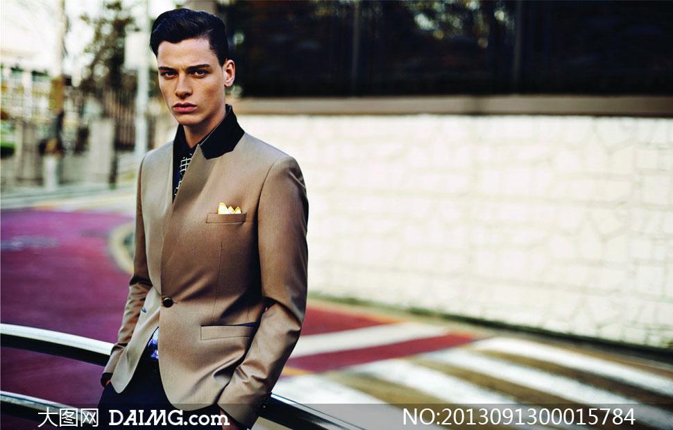 男装帅哥男模绅士模特时尚时髦潮流都市森马图片
