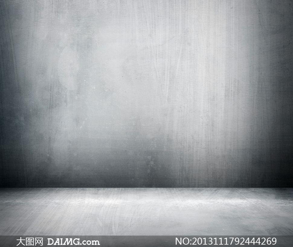 灰色科技感背景素材;