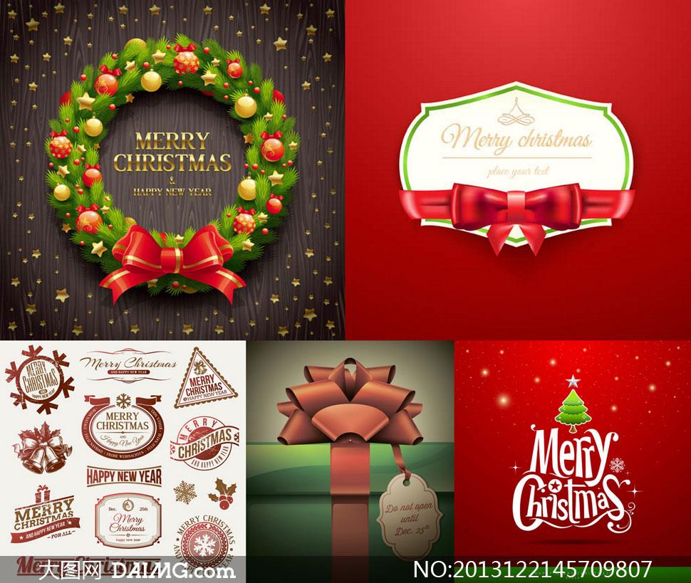 关键词: 矢量素材矢量图新年素材merrychristmas圣诞节星星圣诞球