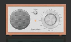创建写实的质感收音机PS教程素材