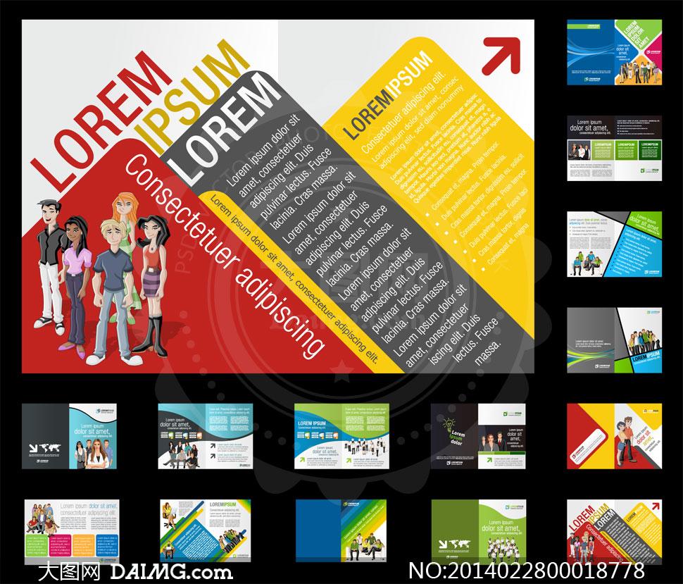 关键词: 欧美画册企业画册公司画册时尚画册潮流画册画册排版书籍排版图片