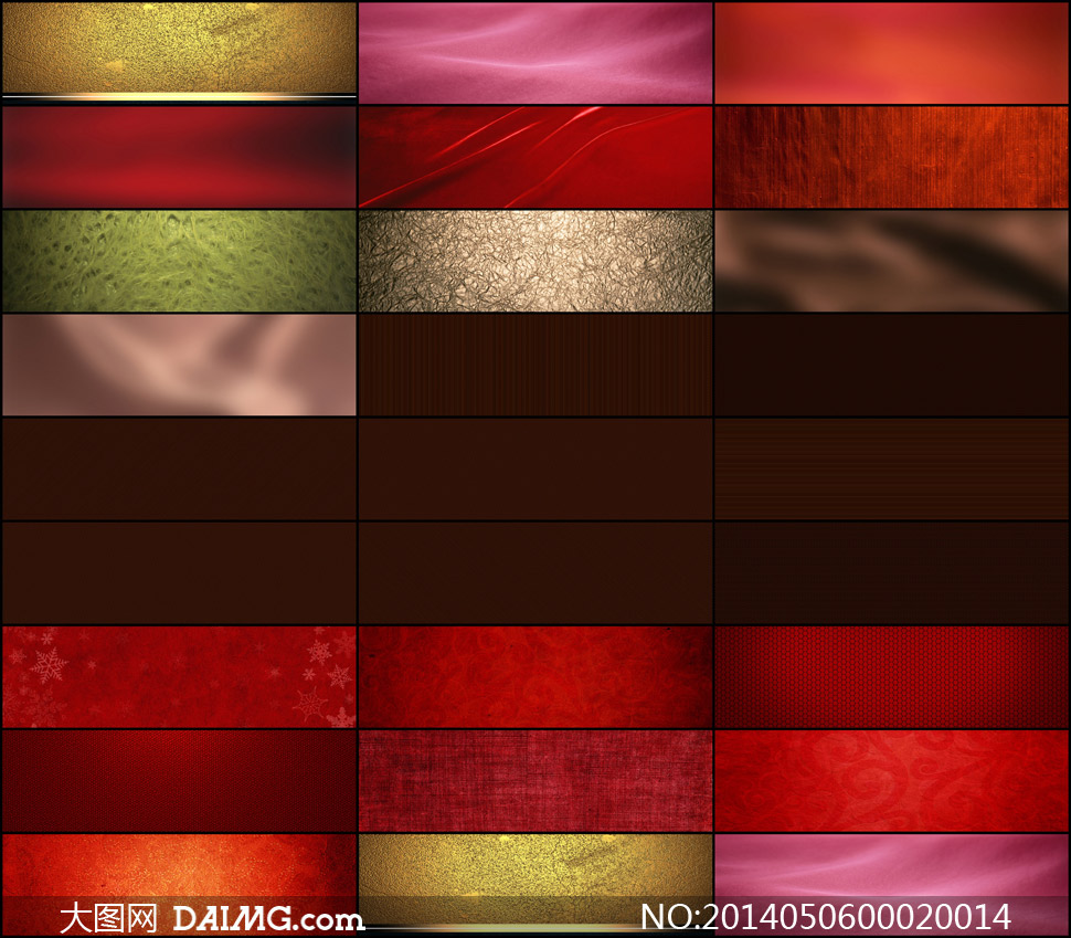 25款淘宝深红色纹理海报背景图片