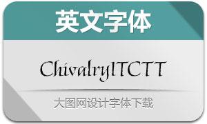 ChivalryITCTT(英文字体)