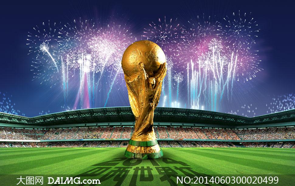 杯海报足球海报海报设计广告设计模板psd素材源文件