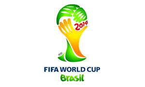 2014巴西世界杯LOGO設計PSD素材