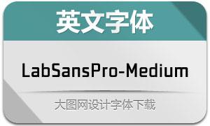 LabSansPro-Medium(英文字体)