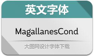 MagallanesCond(英文字体)
