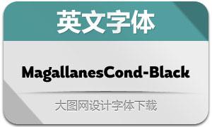 MagallanesCond-Black(字体)