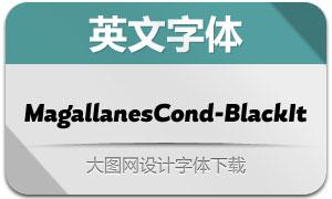 MagallanesCond-BlackIt(字体)