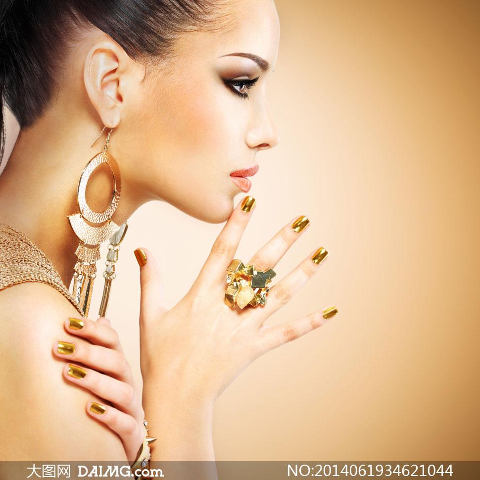 高清摄影大图图片素材人物美女写真女性女人模特