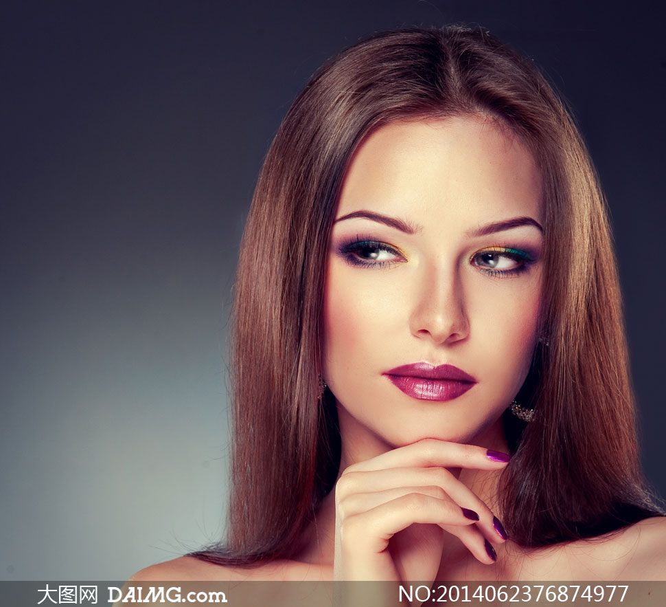 莹亮秀发美女模特高清v秀发图片人物买有哪襄阳情趣内衣图片