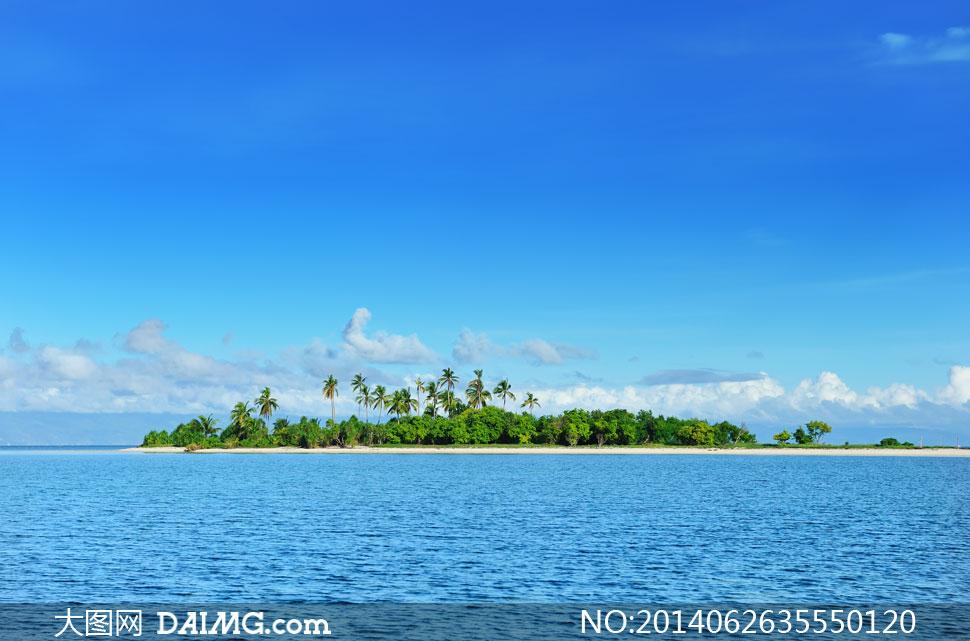 色站迅雷下载_2014-06-28 特别说明:  椰树林与海天一色风光摄影高清图片下载 关键