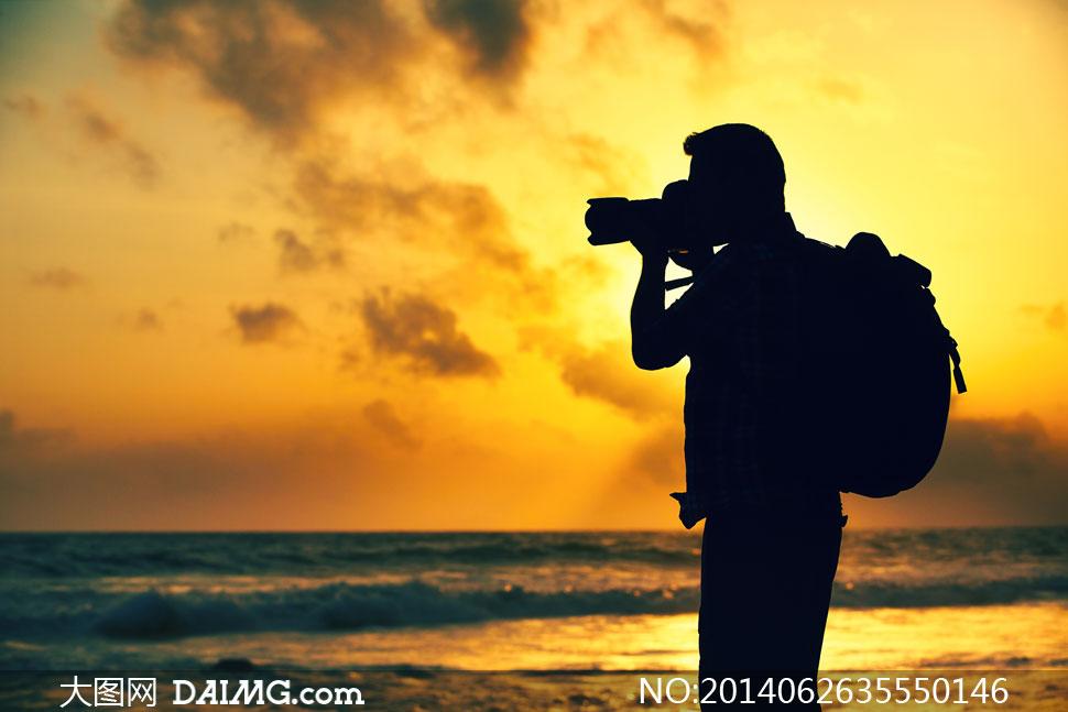 海边摄影_