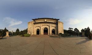 南京中山陵旅游摄影图片