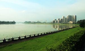 河源城市公园摄影图片