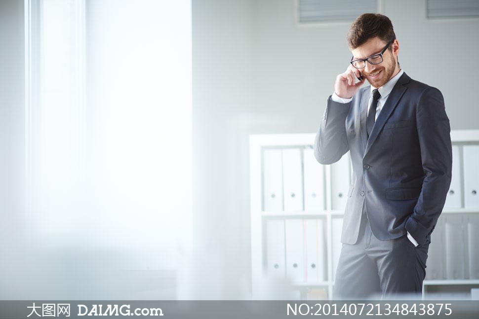 高清摄影大图图片素材人物男人男性男子办公室商务