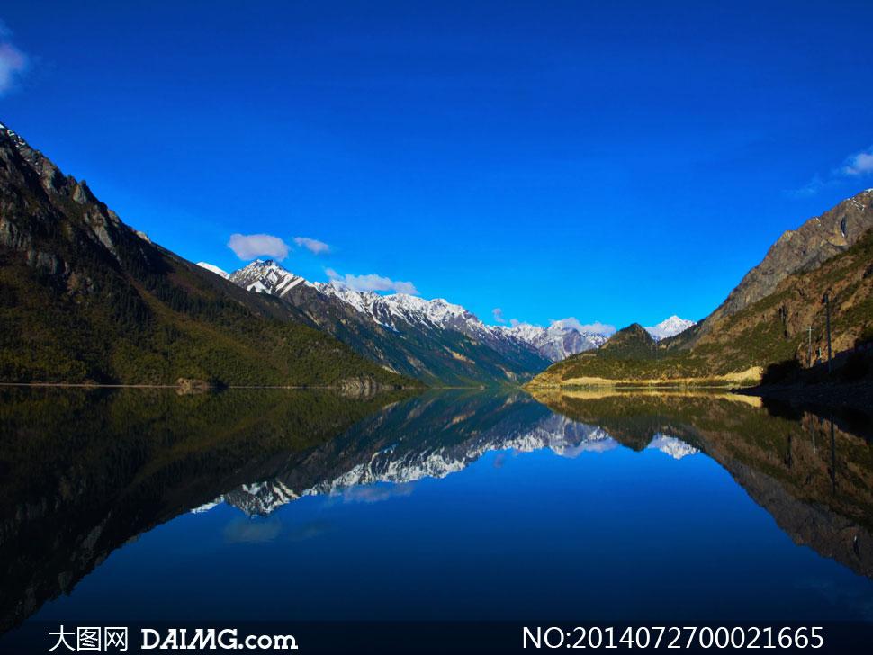 安目错西藏旅游风景自然风景旅游摄影自然景观摄影高清大图图片素材图片