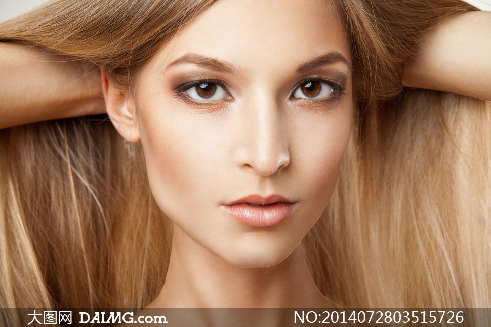 伤感侧面美女囹�a�i-9`�_外国美女头像侧面长发_qq女生头像侧面清纯长发