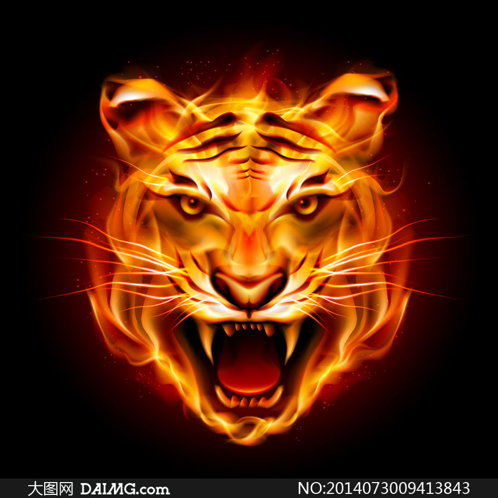 u5f20 u7740 u8840 u55b7 u5927 u53e3 u7684 u706b u7130 u8001 u864e u5934 u9ad8 u6e05 u56fe u7247  u5927 u56fe u7f51 u8bbe u8ba1 u7d20 u6750 u4e0b u8f7d tiger clipart free download tigger clipart