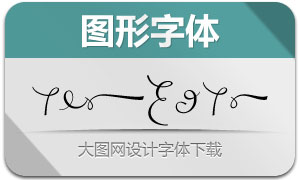 SalamanderOrnaments(字体)