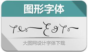 SalamanderOrnaments(字體)
