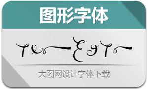 SalamanderOrnaments-Bd(字体)