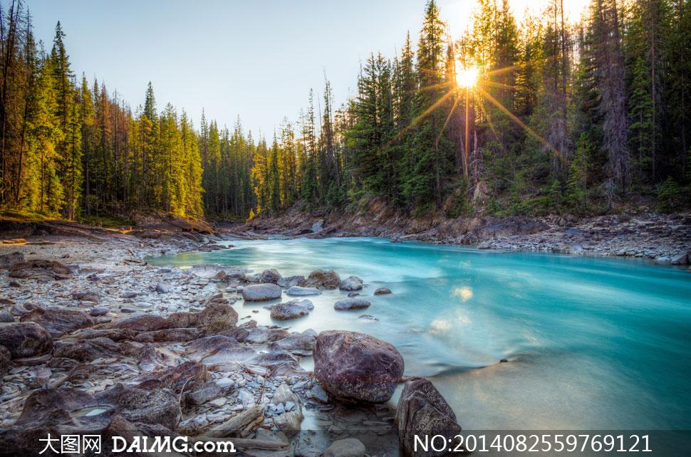 高清摄影大图图片素材自然风光风景阳光