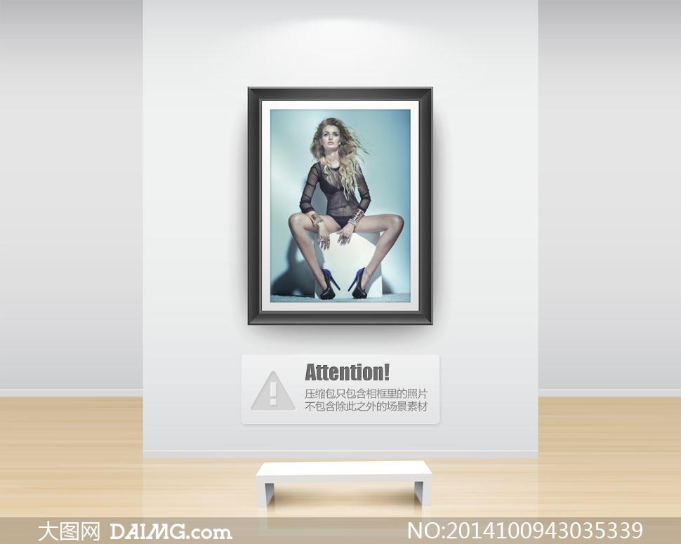 性感内衣美女模特图片v图片情趣人物霏慕高清包衣宣傳图內图片