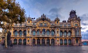欧洲城市建筑景观风光摄影高清图片