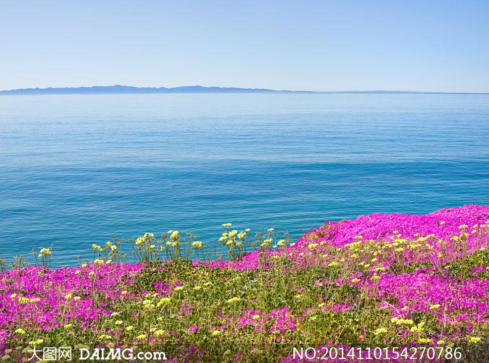 关键词: 高清摄影大图图片素材自然风景风光水面湖边海边海景湖面湖图片
