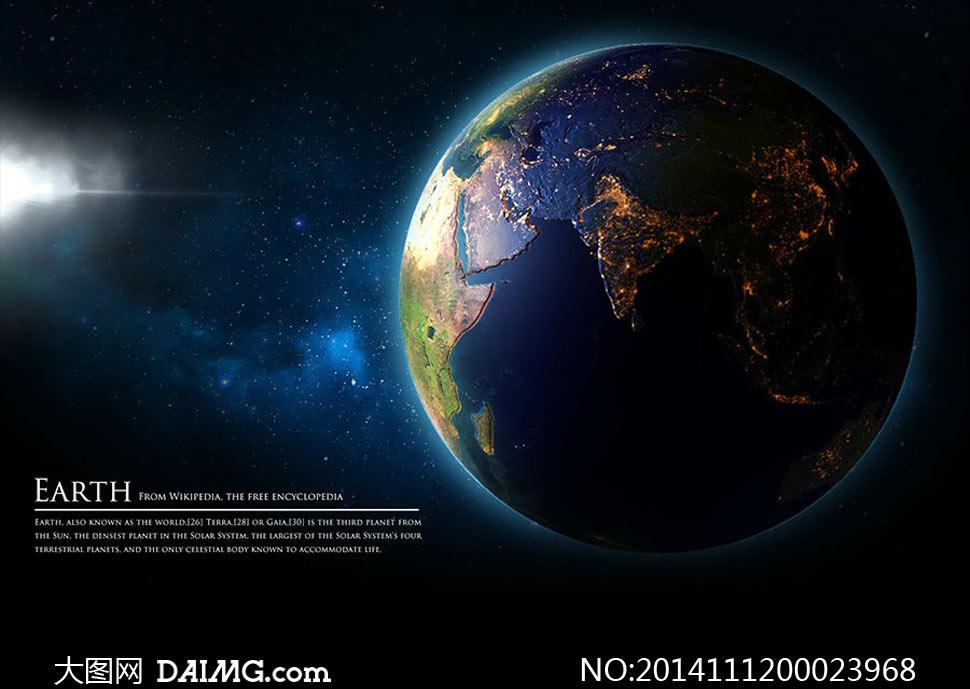 协会教程的素材立体ps蓝色效果室内设计家地球图片