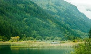 九寨沟山水风景摄影图片