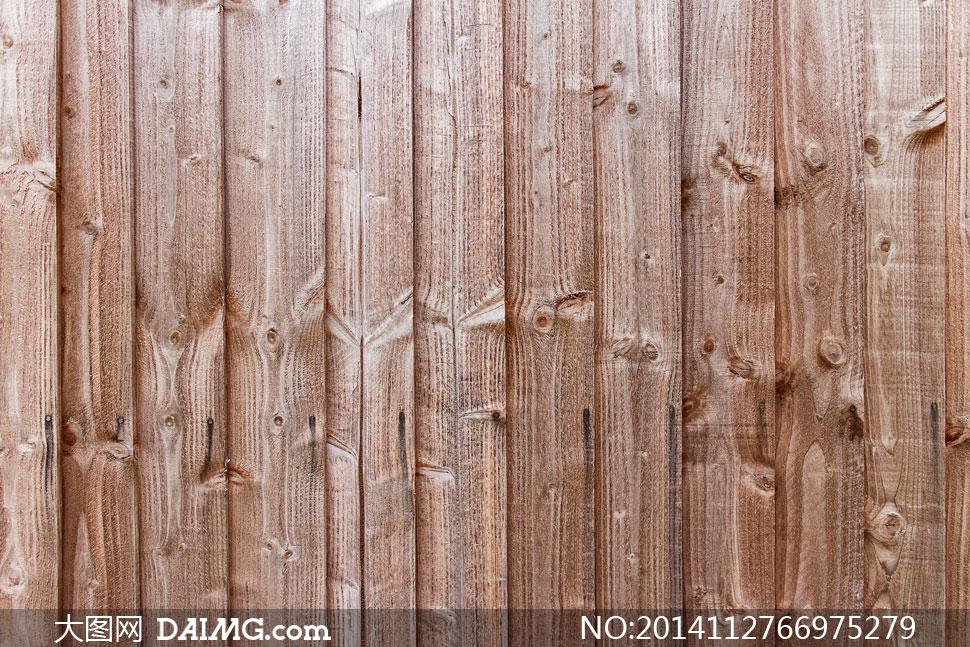 竖向紧致木纹材质背景摄影高清图片