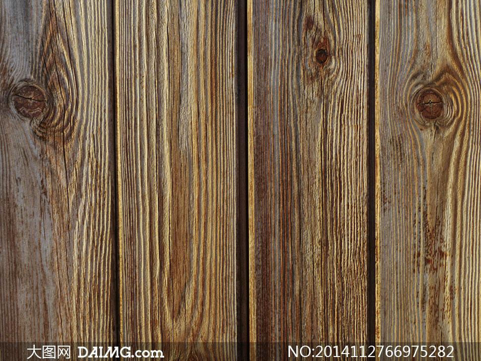 竖向木板材质纹理背景摄影高清图片